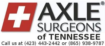Axle Surgeons of TN Logo