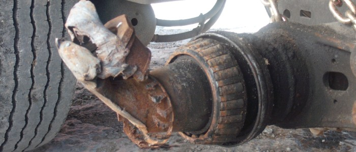 Axle Surgeons of TN - Trailer Spindle Replacement 4